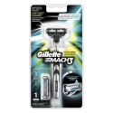 Gillette - Match3 Shaver + extra blade (duracomfort)