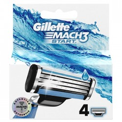 Gillette - Match3 Blades / Refills 4 units (start)