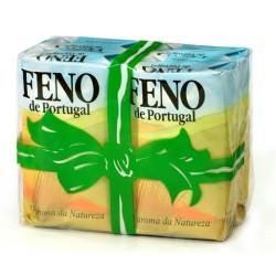 Feno de Portugal - 4x sabonetes O Aroma da Natureza (4x90g)