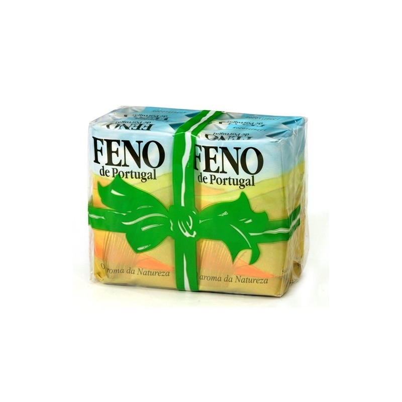 Feno de Portugal - 4x soap (4x90g)