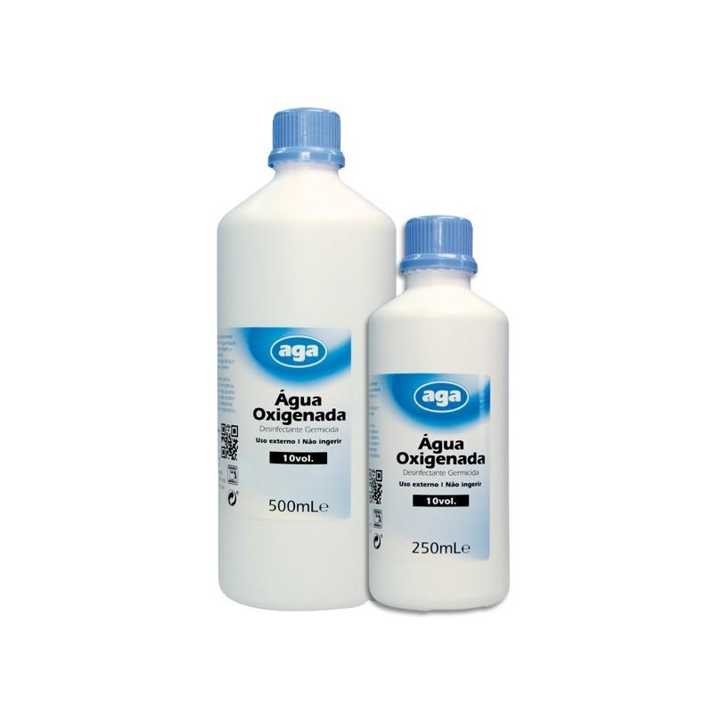 AGA - Hydrogen Peroxide 10vol. 250ml