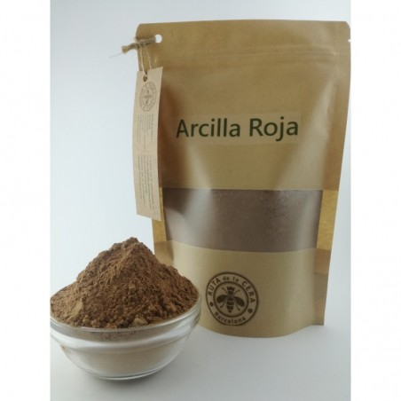 Red Clay Powder 150g / 250g - Ruta de la Cera