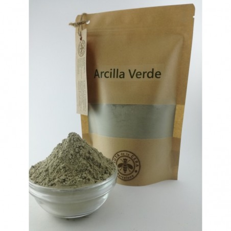 Green Clay Powder 150g / 250g - Ruta de la Cera