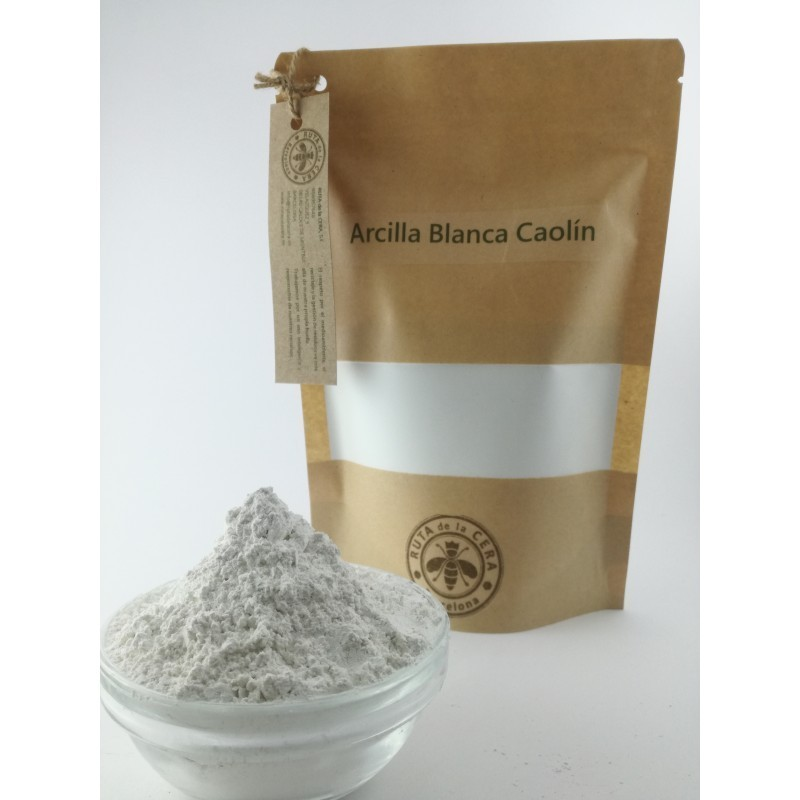 White Clay Powder 150g / 250g - Ruta de la Cera