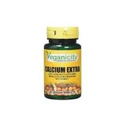 Veganicity - Extra Calcium (30 tablets) with magnesium and vitamin D