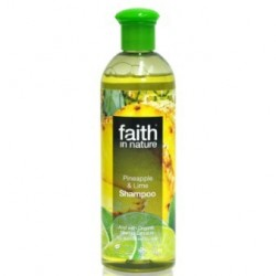 Faith in Nature - Champô de Ananás e Lima 400ml