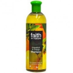 Grapefruit and Orange Shampoo 250ml / 400ml (Faith in Nature)