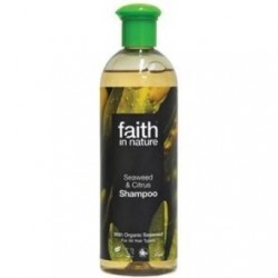 Faith in Nature - Champô de Algas e Citrinos 400ml