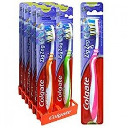 Colgate - Toothbrush ZIG ZAG medium