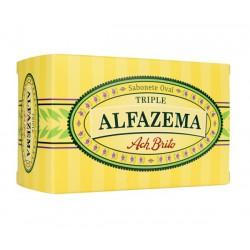 Ach Brito - sabonete oval ALFAZEMA triple 150g