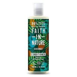 Amaciador Coco 250ml/ 400ml (Faith in Nature)