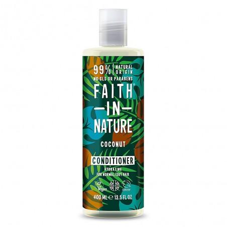 Amaciador Coco 250ml/ 400ml (Faith in Nature)