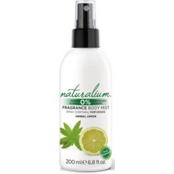NATURALIUM Herbal Lemon Mist 200ml (Unissexo)