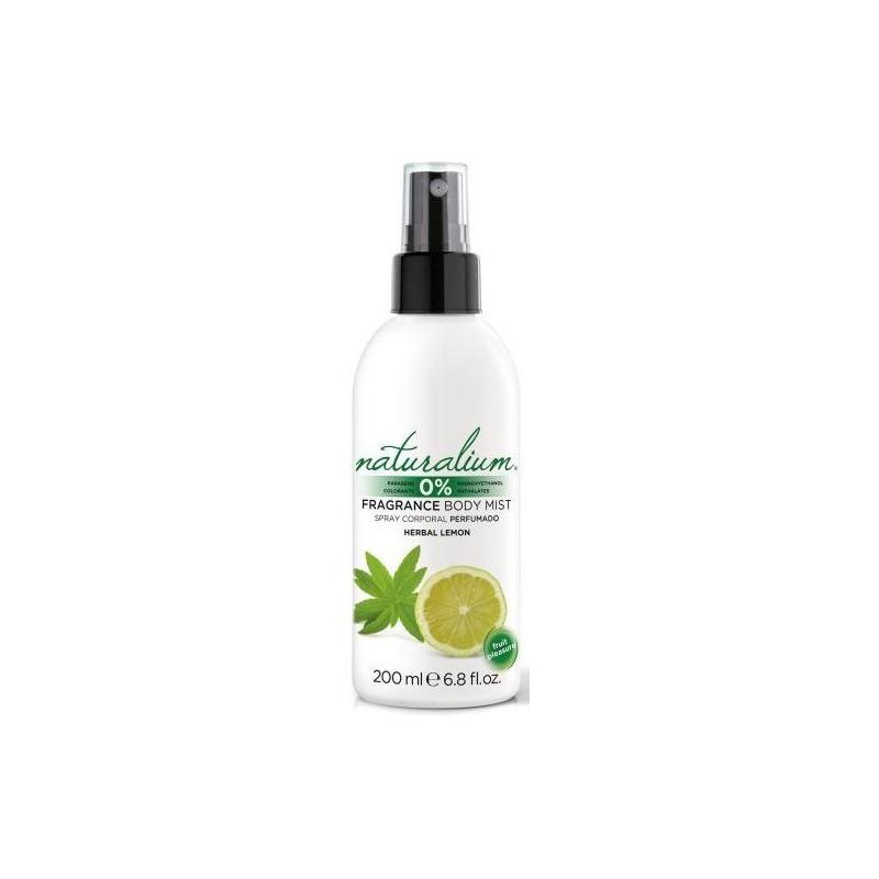 NATURALIUM Herbal Lemon Mist 200ml (Unissexo)