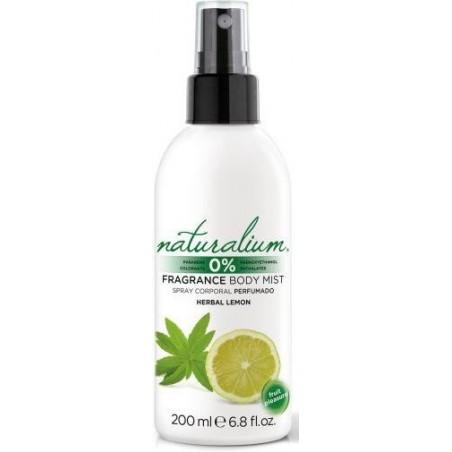 NATURALIUM Herbal Lemon Mist 200ml (Unisex)