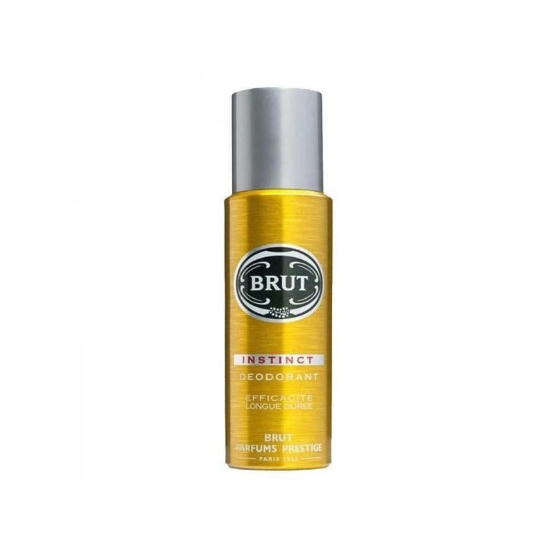 Brut - desodorizante INSTINCT spray 200ml