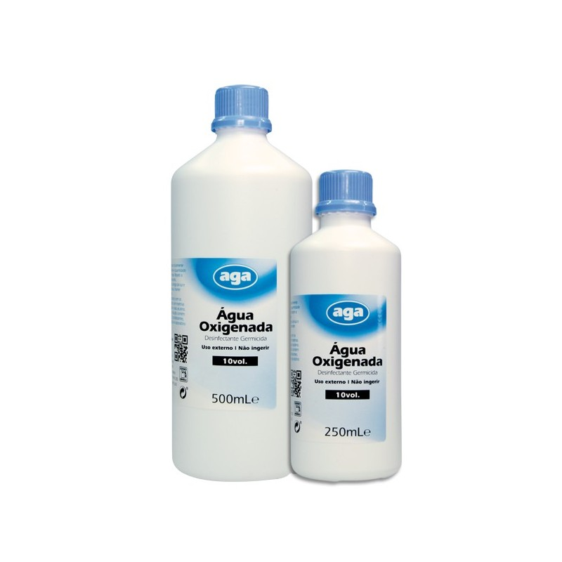 AGA - Hydrogen Peroxide 10vol. 250ml