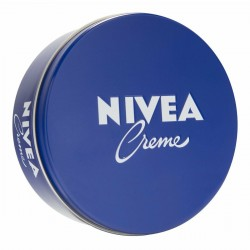 NIVEA - Creme Nivea hidratante 250ml (lata azul)