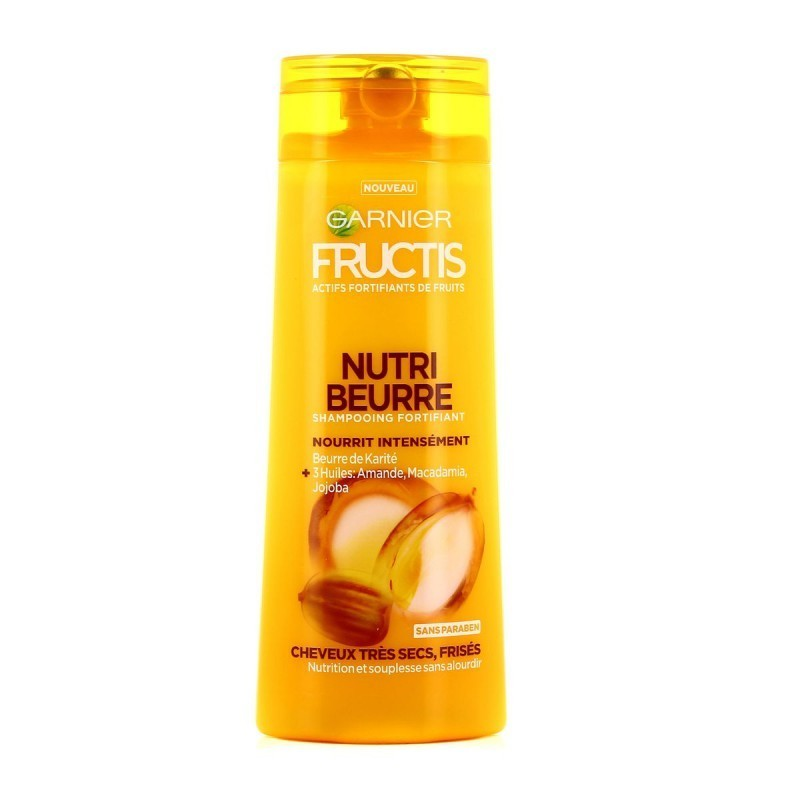 Garnier FRUCTIS - Champô Repair & Shine 250ml