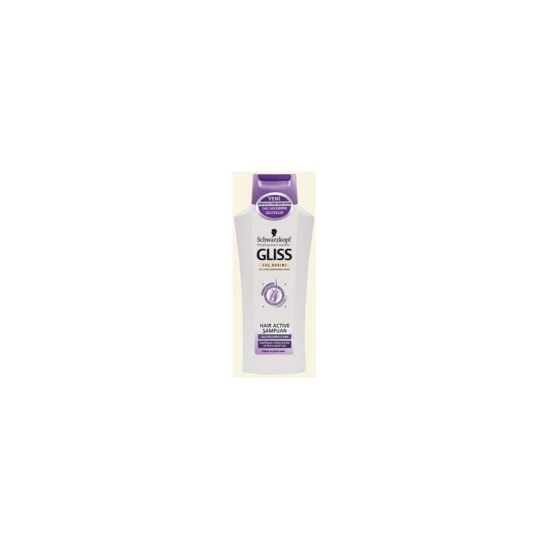 GLISS - Champô Hair Active 400ml (Schwarzkopf)