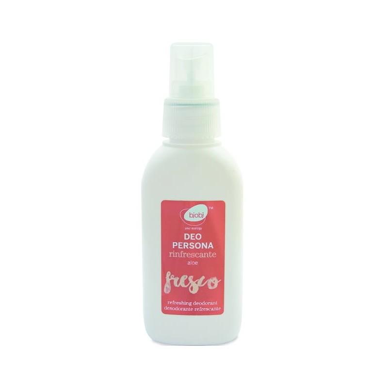 Bjobj - Deodorant Spray Refreshing Aloe Vera 75ml