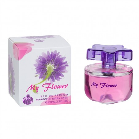 Real Time - MY FLOWER 100ml edp