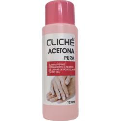 Cliché - Acetona Pura 125ml
