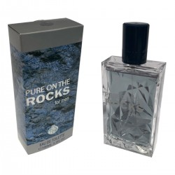 Real Time - PURE on the ROCKS 100ml edt