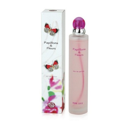 Real Time - PAPILLON and FLEURS 100ml edp