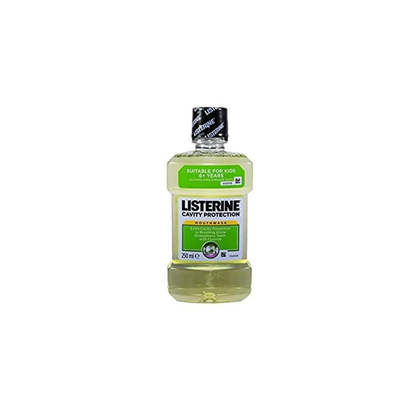 Listerine - Cavity Protection, Oral Elixir 250ml (children +6)