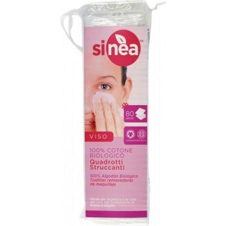 Sinea - 100% Bio Cotton Discs (80pcs)