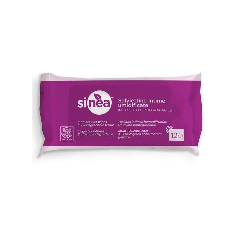 Sinea - Intimate Wet Wipes Bio (12pcs)