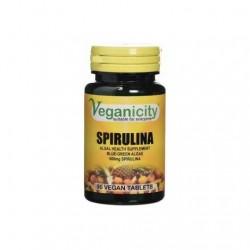 Veganicity - Espirulina (90 comprimidos/ 500mg)