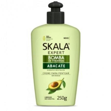 Skala - Abacate, Creme de Pentear, Bomba de Vitaminas 250g