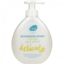 Bjobj - Intimate Feminine Hygiene, Oat Gel 250ml