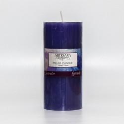 Vela Perfumada LAVANDA 200g 28/30horas (welburn candles)