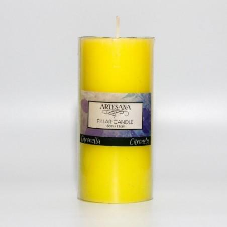 Vela Perfumada CITRONELA 200g 28/30horas (welburn candles)
