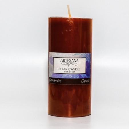 Vela Perfumada CANELA 200g 28/30horas (welburn candles)