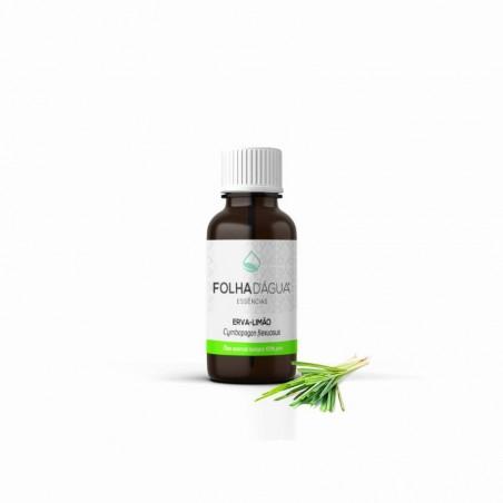 Aceite esencial de hierba de limón 10 ml  (Folha d`Àgua)