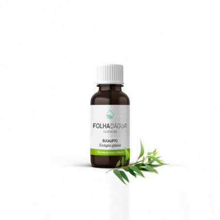 Aceite Esencial de Verbena Exótica 10ml  (Folha d`Água)