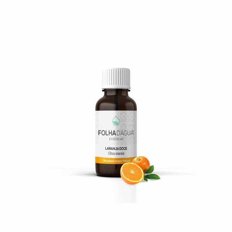 Aceite Esencial de Naranja Dulce 10ml (Folha d`Àgua)