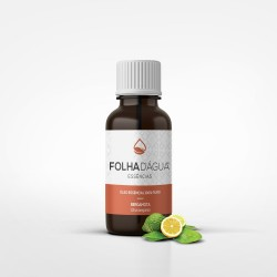 Bergamot Essential Oil 10ml (Folha d`Àgua)