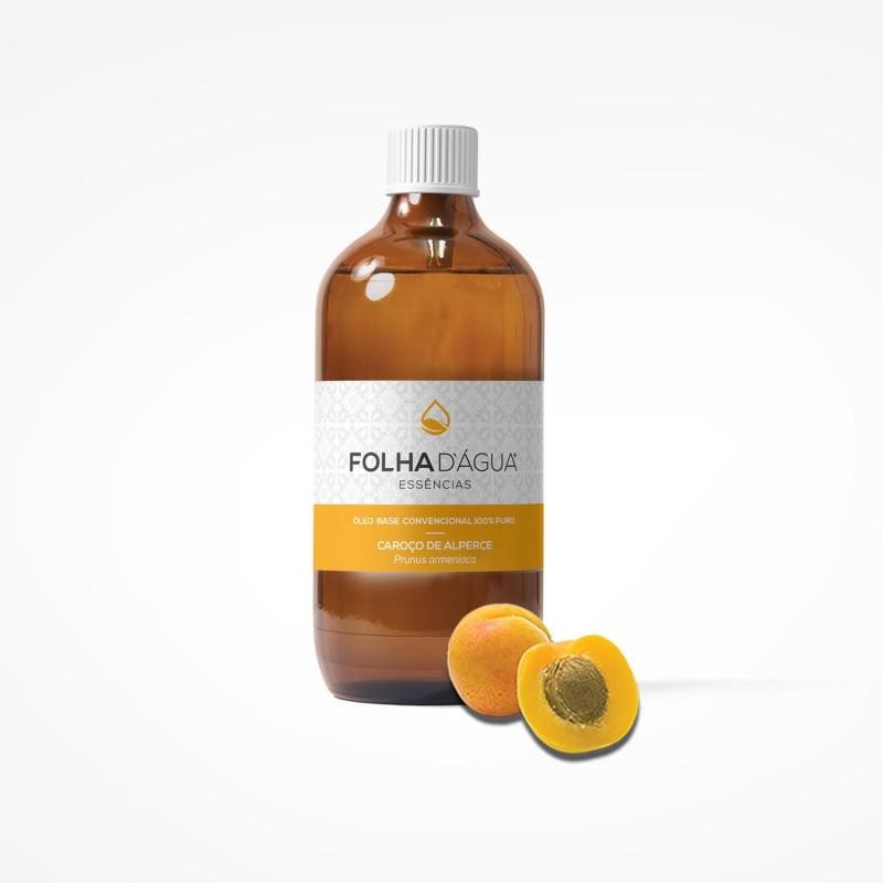 Aceite Vegetal de semilla de Albaricoque 100ml (Folha d`Água)