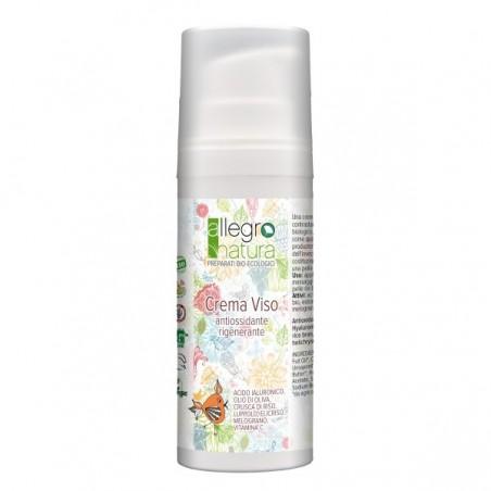 Creme Rosto Anti-Oxidante 50ml - Allegro Natura