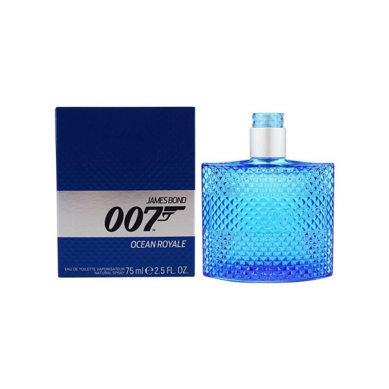 James Bond 007 - OCEAN ROYALE EDT 75ml