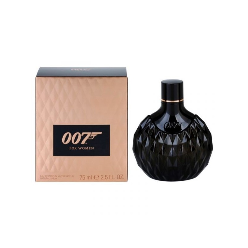 James Bond 007 - for WOMAN EDP 75ml
