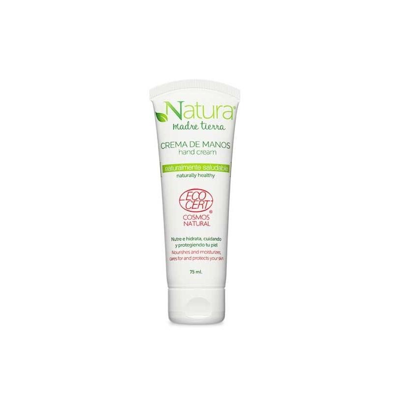 hand cream - NATURA Madre Tierra 75ml (instituto espanol)