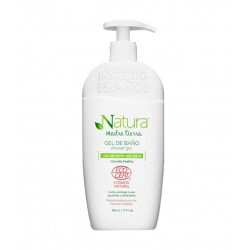 shower gel - NATURA Madre Tierra 300ml (instituto espanol)