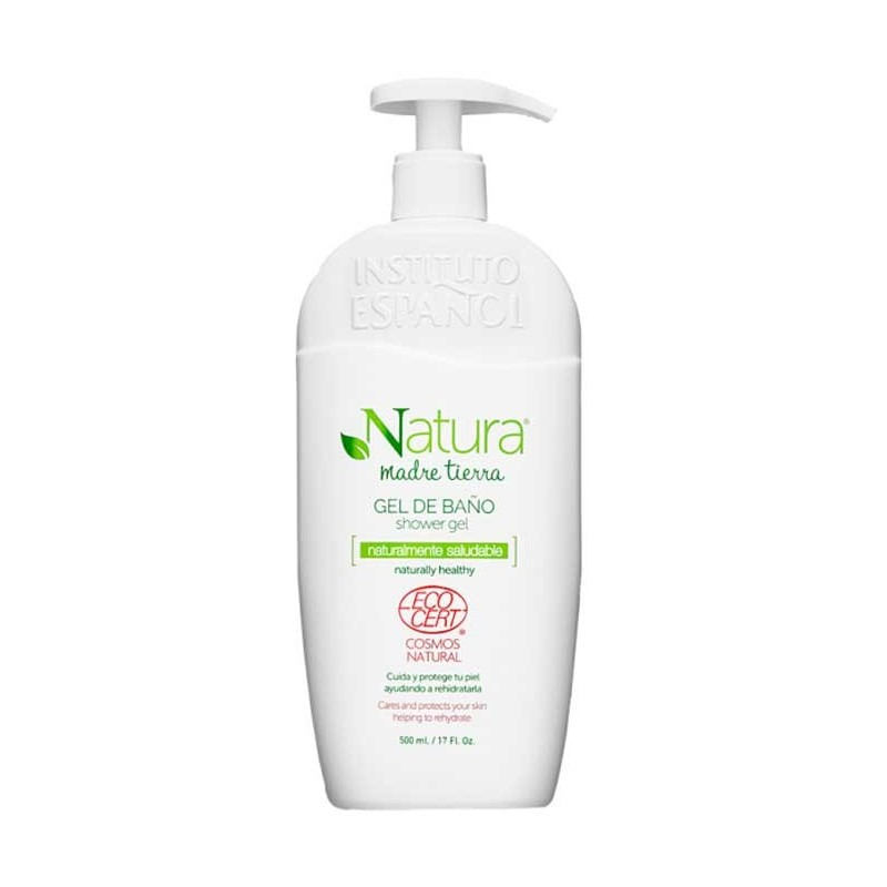 gel de ducha - NATURA Madre Tierra 300ml (instituto espanol)