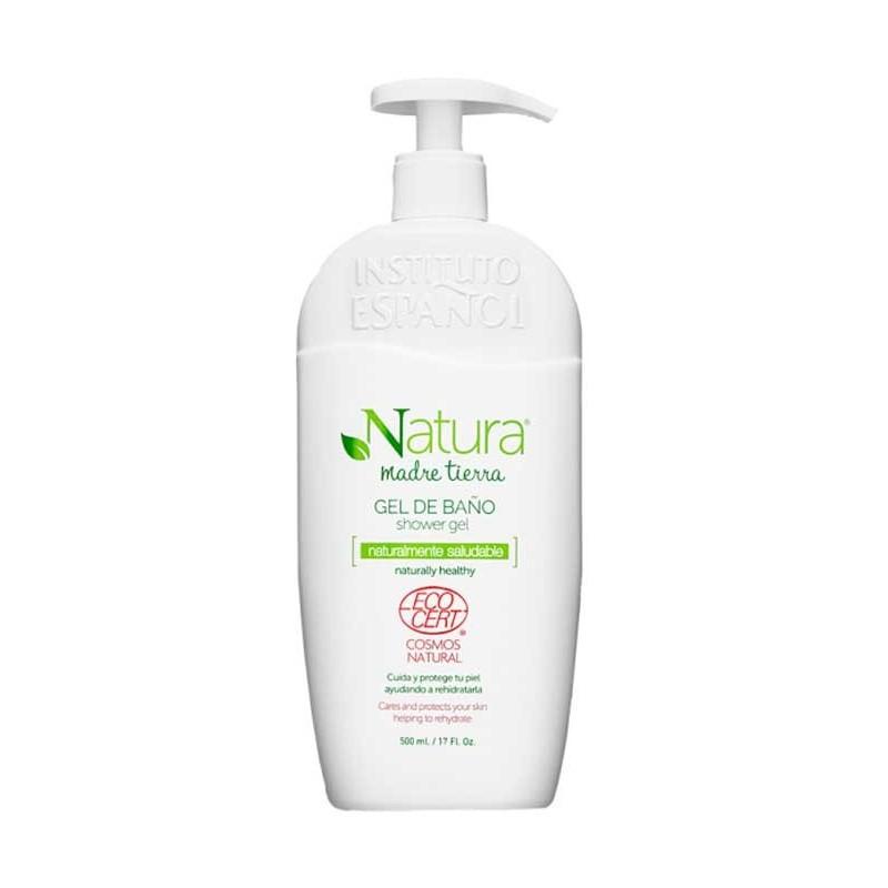 shower gel - NATURA Madre Tierra 300ml (instituto espanol)